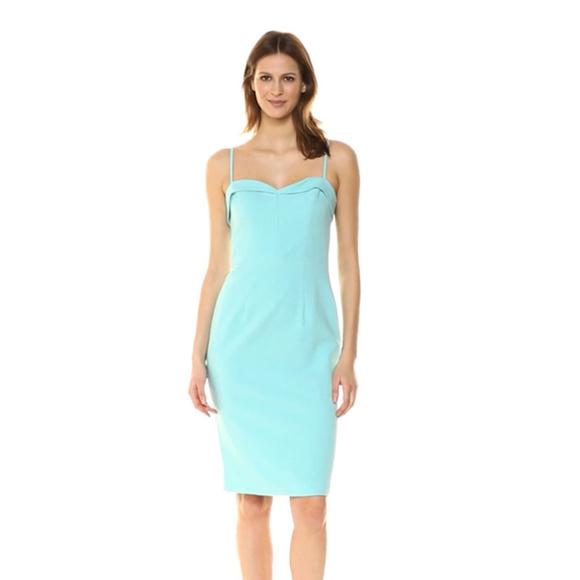 608e4ad1 Black Halo Dresses | Womens Clover Sheath Dress 10 | Poshmark